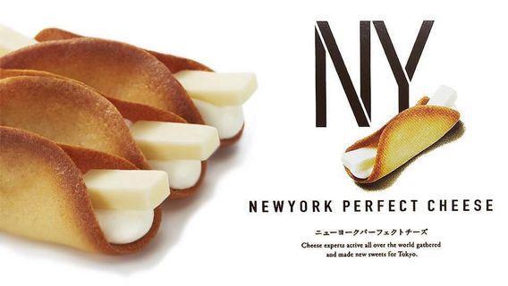 ✈️日本直送✈️New York Perfect Cheese