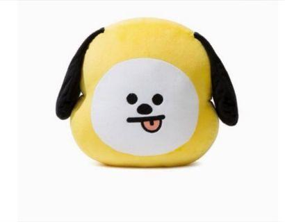 Brand new BTS jimin cushion in package with tag
