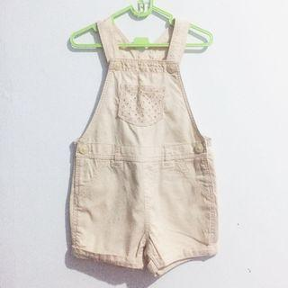 Overall Baby Peach - H&M