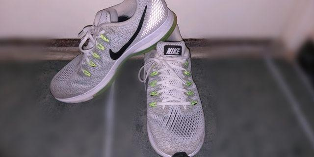 Nike Zoom All Out  White Green