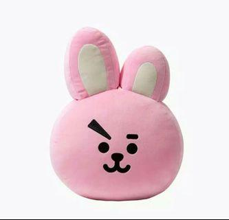 Brand new jung kook bts cushion with tag