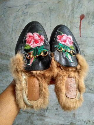 Sandal Gucci Size 38 Genuine leather