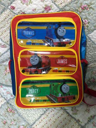 Thomas & Friends back pack bag