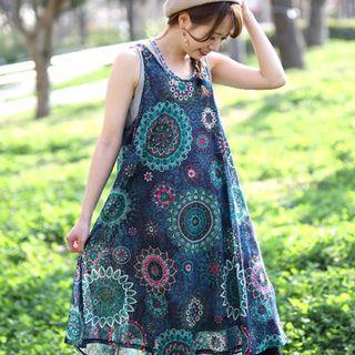 $199全新 titicaca 背心裙