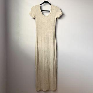 Wilfred Free Ribbed Dress
