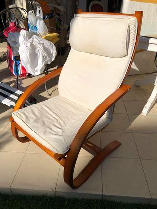 Seating armchair