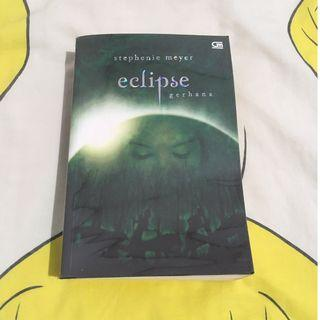 Novel Eclipse terjemahan