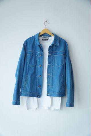Jaket Jeans Zara Original size M