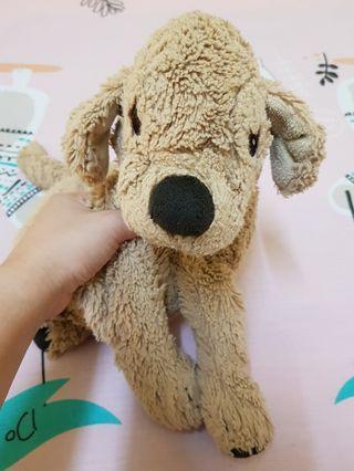 Soft Toy Puppy from IKEA #CarouRaya