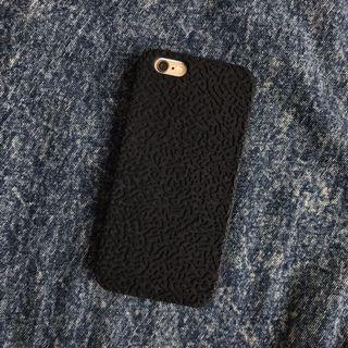 Pull&Bear Black Silicone Case for iPhone 6 / 6s