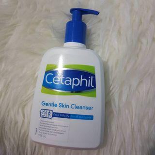 New Cetaphil Gentle Skin Cleanser