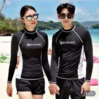 Swimsuit couple set
