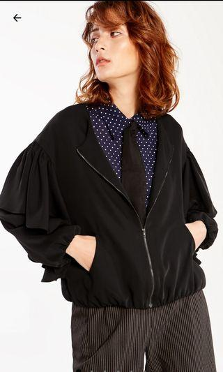 Pomelo ruffle jacket