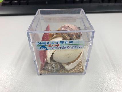 日本手信。星之砂