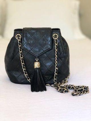 🚚 Chanel flap bag vintage - Reserved