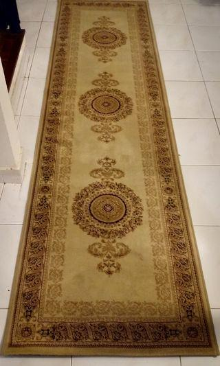 Turkish carpet ( house clearance sale!)