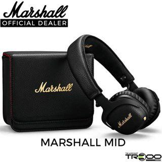 Marshall Mid Wireless Bluetooth On-Ear Headphone with Microphone