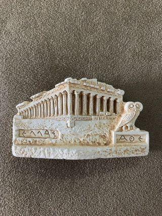 Athens Souvenir - Acropolis of Athens Fridge Magnet