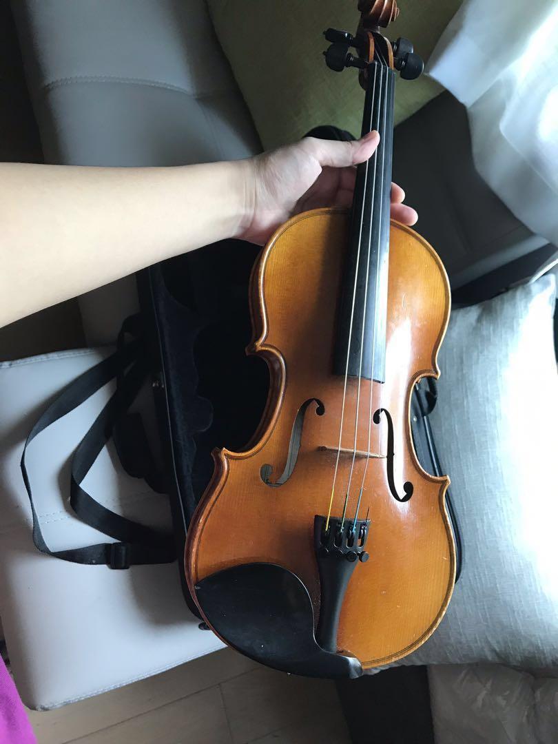 1/2 Violin 小提琴
