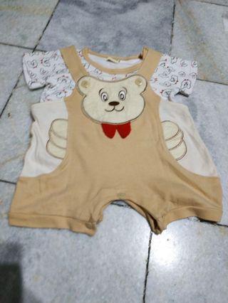 Jumper baby bear size 6-12m