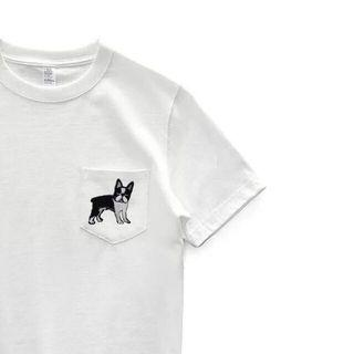 日本 波士頓嗲利布章Tshirt