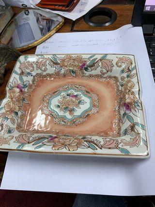 Qing dynasty ashtray