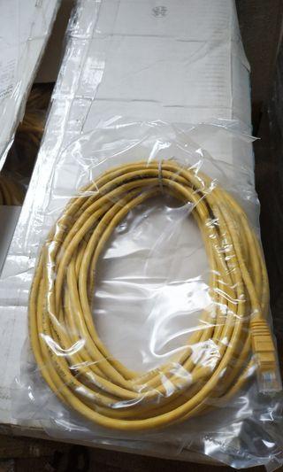 LAN cable UTP 上網線 25尺