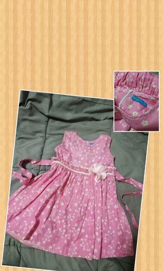 Dress Anak Dress kidz too size 4y Preloved.  Very good condition
