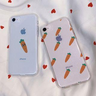 Jungkook carrot case iphone only