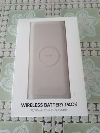 Samsung Wireless Charger Powerbank
