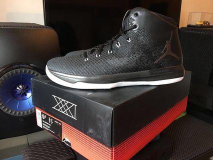 Air Jordan XXXI BlackCat (US9.5)