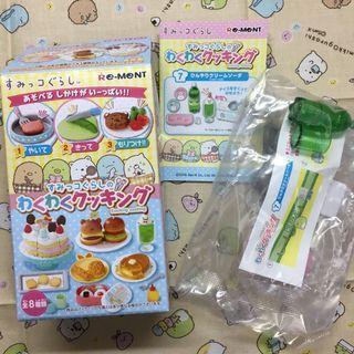 🇯🇵日本帶回 角落生物 盒玩 盲抽 廚房系列 冰淇淋款 全新