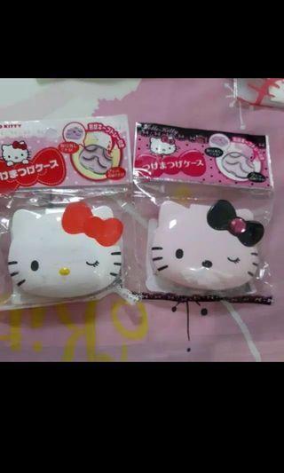 Kotak Bulu Mata Hello Kitty