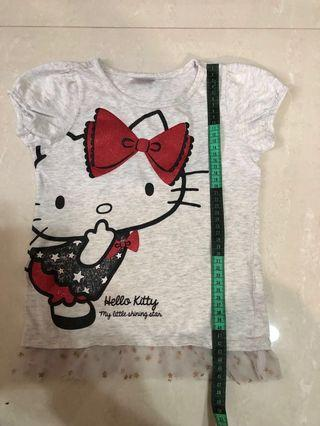 Hang Ten Hello Kitty