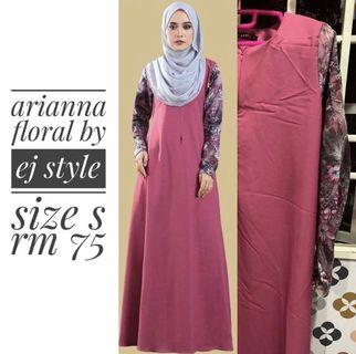 Arianna Floral by EJ Style