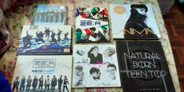 Kpop Album for sale (house clearance sale!)