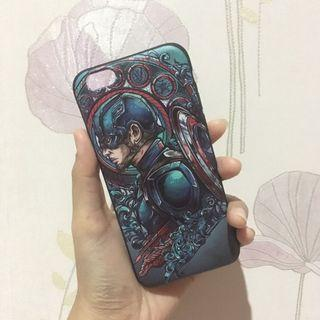 iPhone 6 6s Case captain america avengers