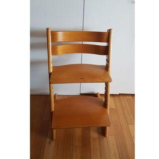 Stokke Tripp Trapp adjustable High chair - SOLD