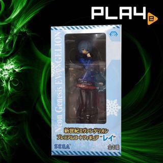 Jamma Neon Genesis Evangelion Ayanami Rei Brand New