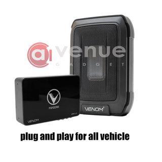 Venom Plug n Play Set Sound System Amplifier And Active Subwoofer