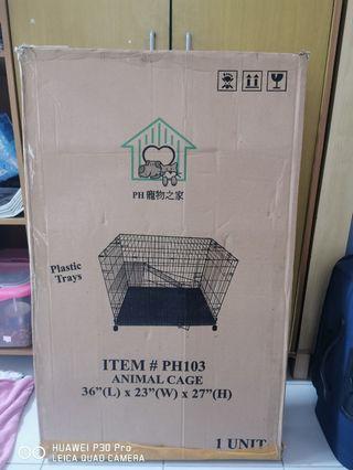 Cat Cage Medium Size