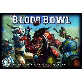 Warhammer Fantasy Blood Bowl New Edition Game + Bonuses!