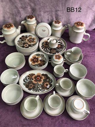 Tea and dinner set