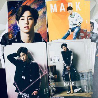Official GOT7 Mark Star Collection Card / Photocard