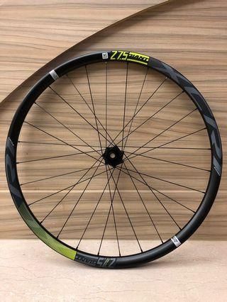 Giant XCR1 27.5er Carbon 全新登山車黃色輪組 Tubeless(無內胎) Shimano 11速