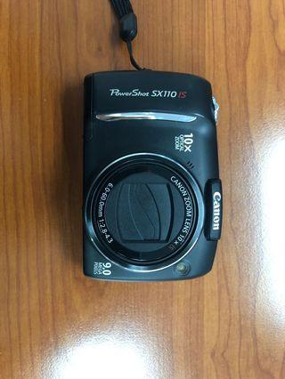 🚚 Canon Power Shot SX110IS