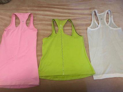 Lululemon Sports Tops