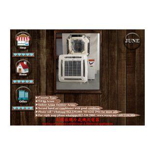 Acson 5.0HP Cassette Type Air Conditioner