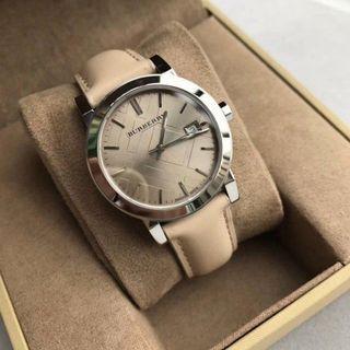 Burberry Watch 手錶 BU9010 (Men Watch) 全新正品 38mm大錶面 男女適用 BU 9010 9107