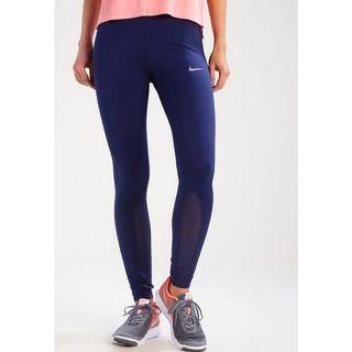 NWT Size L Nike Power Epic Run Compression Leggings Tights